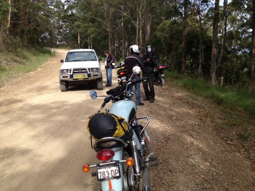 off the beaten track in NSW