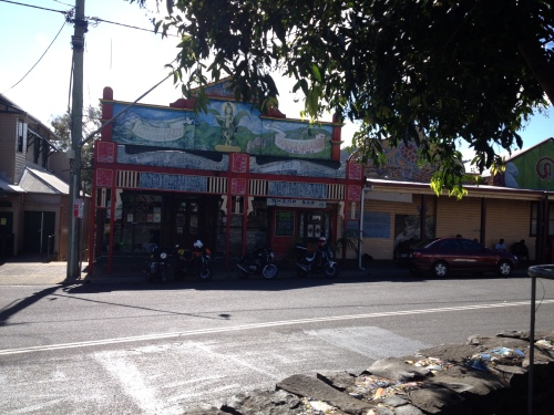 Hemp Embassy in Nimbin