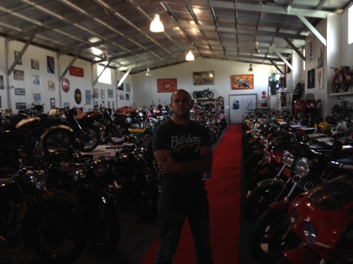 Aussie motorcycle museum