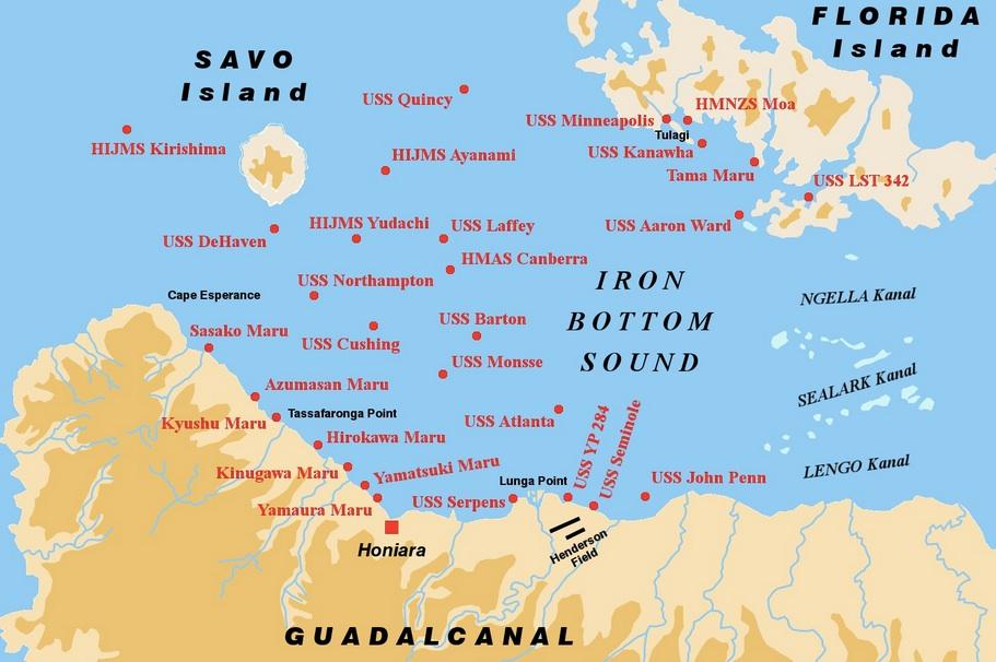 Ironbottom Sound - Wikipedia